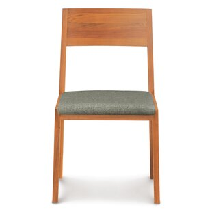 Great Price Kyoto Upholstered Dining Chair by Copeland Furniture Reviews (2019) & Buyer's Guide