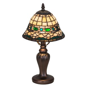 Tiffany Roman Mini 15 Table Lamp