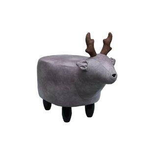 Rudy The Reindeer Footstool By Gardeco