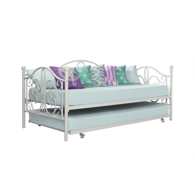 pretty nice 879e5 ab9b3 Pattonsburg Daybed with Trundle