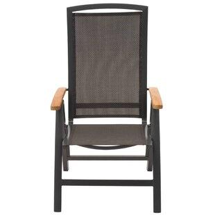 Haskin Stacking Garden Chair Image