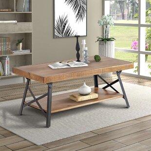 Luisana Coffee Table with Storage