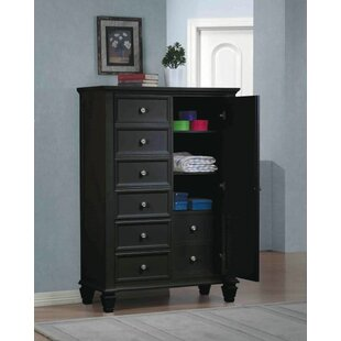 Red Barrel Studio Tuohy 6 Drawer Gentleman&#..