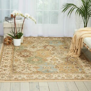 Standish Beige Area Rug