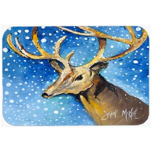 Reindeer Kitchen/Bath Mat