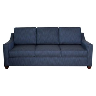 Clark Standard Sofa by Edgecombe Furniture Today Only Sale