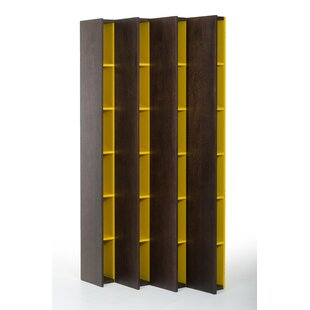 Clower Standard Bookcase by Orren Ellis Modern