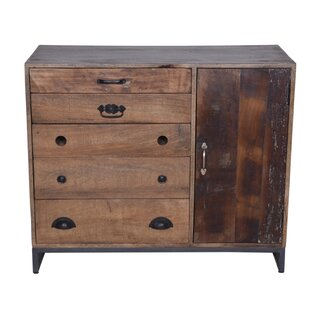 Melba 5 Drawer Sideboard by Millwood Pines