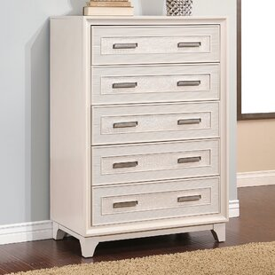 Find the perfect Antoinette 5 Drawer Chest by Latitude Run