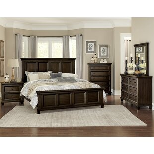 Hemel Queen Panel Configurable Bedroom Set