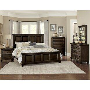 Hemel Queen Panel Configurable Bedroom Set