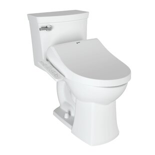 INAX Shower Side Panel and Antibacterial Dual Nozzle Toilet Seat Bidet