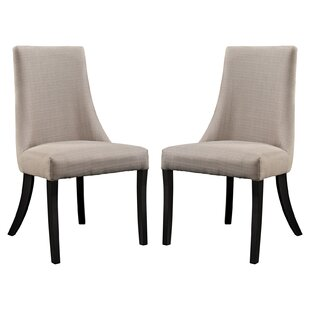 Abbingt Upholstered Dining Chair (Set of ..