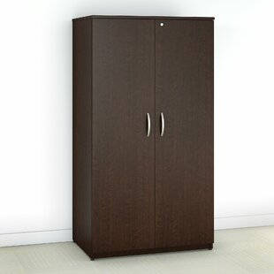 Easy Office Wardrobe Storage Cabinet by Bush Business Furniture