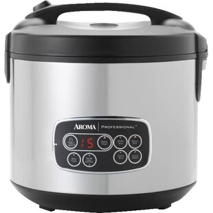 Professional 20-Cup Digital Cool-Touch Multi-Cooker