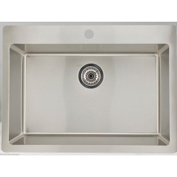 American Imaginations 25 X 22 Drop In Laundry Sink Wayfair