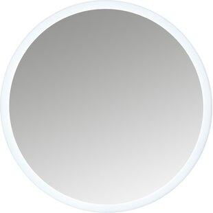 Wade Logan Electric Bathroom/Vanity Mirror