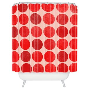 Audet Colorplay Single Shower Curtain