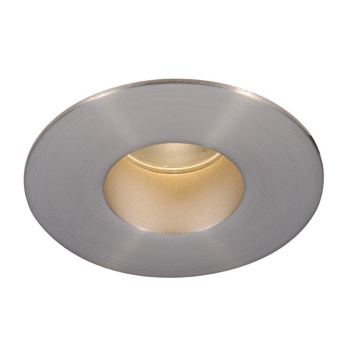 Wac lighting tesla 2 shower recessed trim reviews wayfair tesla 2 shower recessed trim aloadofball Images