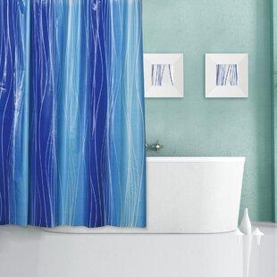 Lagoon Single Shower Curtain