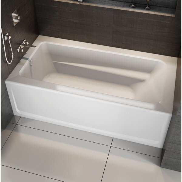 Soaking Tub With Arm Rests Wayfair
