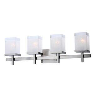 Orren Ellis Steiger 4-Light Vanity Light