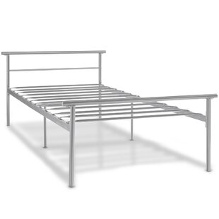 Kuno Single (3') Bed Frame By 17 Stories