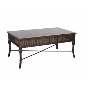 Montego Bay Solid Wood Coffee Table by Acacia Home and Garden