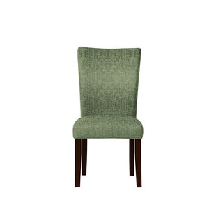 Triche Upholstered Dining Chair (Set of 2)