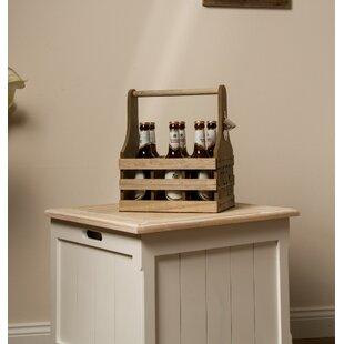 Davies 6 Bottle Tabletop Wine Rack By Brambly Cottage