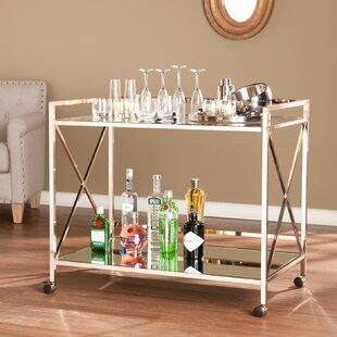 Keeley Bar Cart by Willa Arlo Interiors