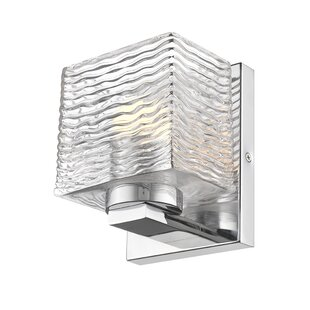 Orren Ellis Foreman 1-Light LED Bath Sconce