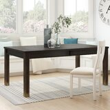 Calila Contemporary Extendable Dining Table by Birch Lane™