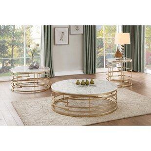 Minerva Round End Table
