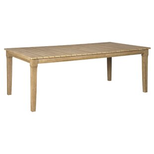 Anguiano Teak Dining Table