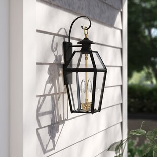 Estevan 2-Light Outdoor Wall Lantern