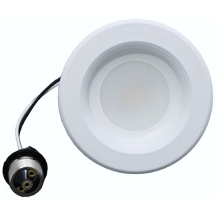 Compare & Buy 4 LED Recessed Housing By NICOR Lighting