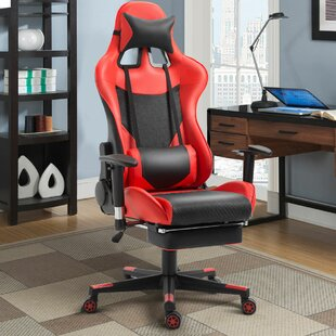 Ergonomic Gaming Chair by Latitude Run Amazing
