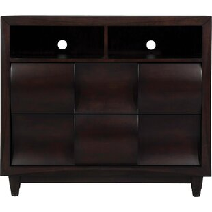 Orren Ellis Cleland Heights 2 Drawer Media Chest