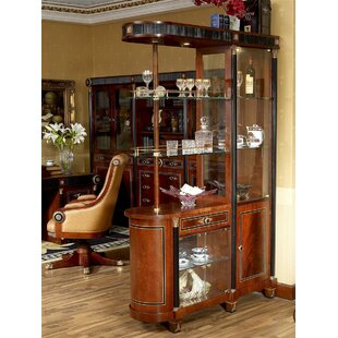 Astoria Grand Gary Partition China Cabinet