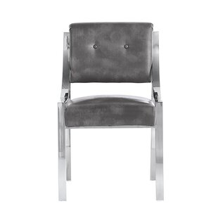 Savoy Upholstered Dining Chair by Sunpan Modern Wonderful