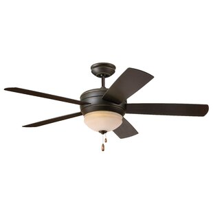 "Big Save 52"" Ericson 5 Blade LED Ceiling Fan By Darby Home Co"