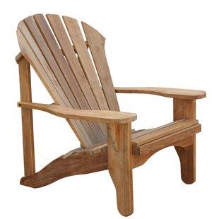 Douglas Nance Avondale Teak Adirondack Chair