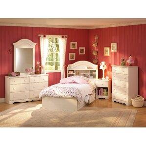 barra platform configurable bedroom set