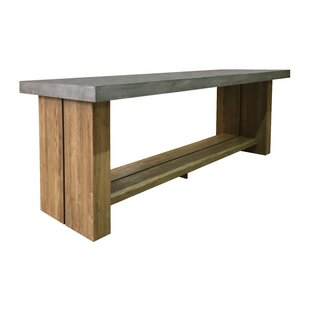 Mykonos Teak Bar Table