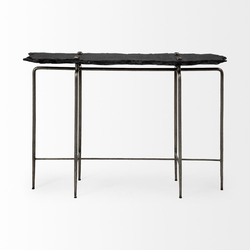 Union Rustic  Graciano Console Table