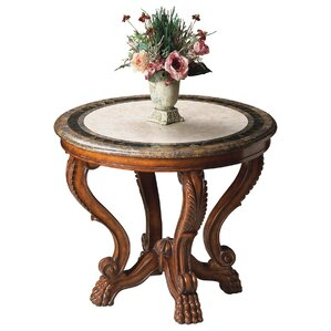heritage foyer end table - Foyer Round Tables