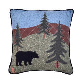Rae Patched Cotton Throw Pillow