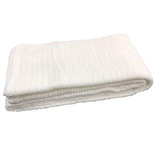 Straid Thermal Waffle 100% Soft Premium Cotton Blanket