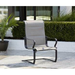 Red Barrel Studio Coyle Tool-Free Patio Chair (Set of 2)